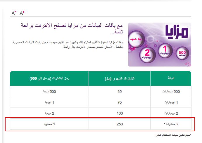 الرابع السعودية ترددات الأجهزة الداعمة 22.png