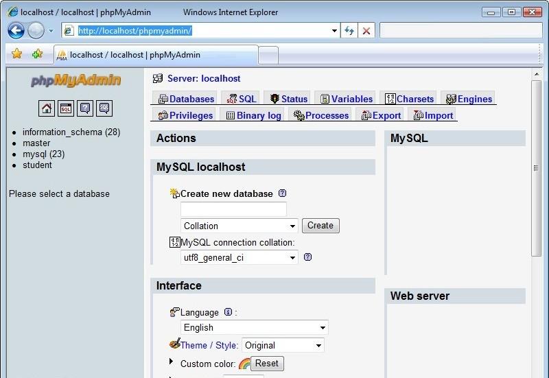 برنامج phpMyAdmin 4.3.12 والتحكم البيانات 68.jpg