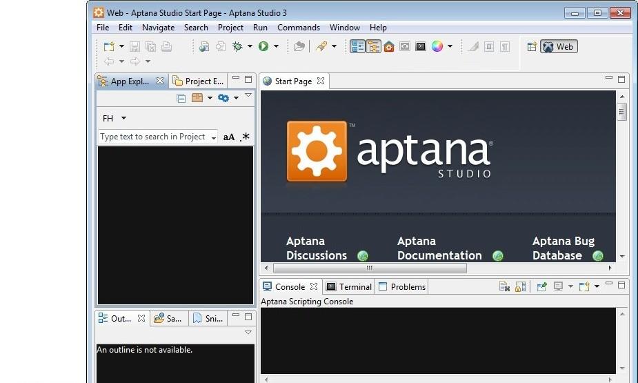 برنامج Aptana Studio برنامج لتصميم 117.jpg