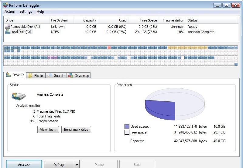 برنامج Defraggler 2.19.982 لصيانة الهارد 141.jpg