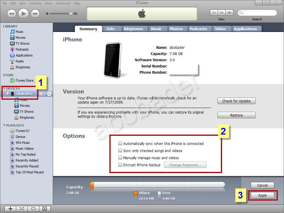 استعمال واستخدام برنامج الايتونز iTunes 1455.imgcache.jpg