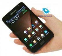 النظرة الاولى للاسطورة الجديد Samsung Galaxy Note