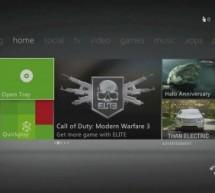 بالفيديو أستعراض للتحديث الجديد للداش بورد .. Xbox 360 New Dashboard Update