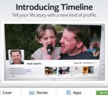 رسميا Facebook تطلق ميزة Timeline لحسابات المستخدمين