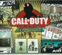 صدور لعبة COD:BO Zombie لـ iOS