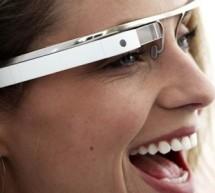 شاشة قابلة للارتداء من آبل شبيهة بنظارة جوجل
