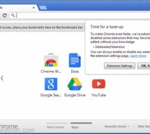 جوجل كروم يوقف ميزة تثبيت الإضافات السرية