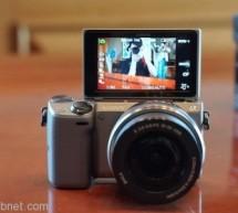 سوني تطرح كاميرا NEX-5T بتقنية NFC و WiFi و بدقة 16.1 ميجابيكسل