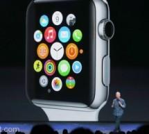 آبل تزيح الستار عن ساعتها الذكية Apple Watch
