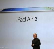 أبل تعلن رسمياً عن iPad Air 2 : مواصفات ، مميزات ، السعر ، مقارنة