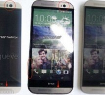 تسريب صورة جديدة تقارن بين شكلي HTC One M9 و HTC One M8