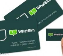 "WhatSim.. شريحة اتصالات جديدة لاستخدام ""واتساب"" مجانا في 150 دولة"