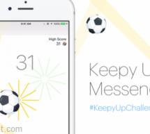 فيس بوك تتيح لعب كرة القدم عبر تطبيق ماسنجر بعد كرة السلة