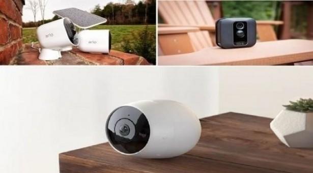 أفضل الكاميرات المنزلية الأمنية العاملة على البطارية