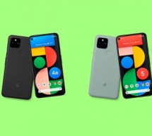 """غوغل تعلن رسمياً عن هاتفيها """"Pixel 5″ و""""Pixel 4a 5G"""""""