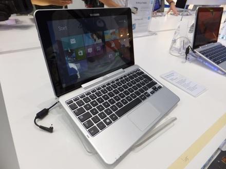 """جهاز سامسونغ \""""Ativ Smart PC Pro\"""""""