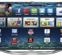 """إطلاق أول تلفاز ذكي من سامسونج """"إي إس 8000"""""""