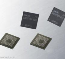 سامسونج تبدأ بتصنيع ذاكرة بسعة 128 غيغا و رامات 2GB LPDDR3 للجوال