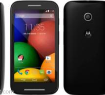 """تسريبات عن مواصفات هاتف """"موتورولا"""" القادم Moto E"""