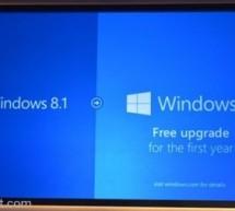 مايكروسوفت تقوم بتحديد الإصدارات المتاح لها التحديث مجانا إلى ويندوز 10