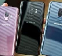 سامسونغ تطلق رسمياً هاتفها غالاكسي اس 9 بسماعات جاك تقليدية وانيموجي